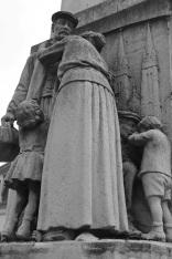 La mobilisation à partir du 2 août 1914 : les familles se séparent et pleurent