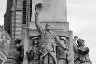 La Victoire avec l'Armistice du 11 novembre 1918