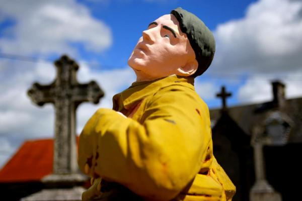 Serge Philippe LECOURT - Monument Pleines Oeuvres-2014
